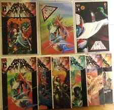 BATTLE OF THE PLANETS/VARIANTS/COA DYN FORCES/Science Ninja Team Gatchaman  dx