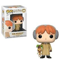 Harry Potter Pop! Vinyl Figur - Ron Weasley Herbology Brandneu