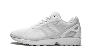 Empresa Cuota espalda  Adidas White Athletic Shoes adidas ZX Flux for Men for Sale | Authenticity  Guaranteed | eBay