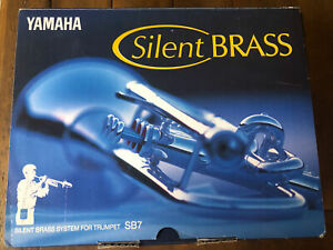 YAMAHA Silent Brass Mute SB7 for Trumpet Excellent Condition