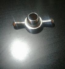 VINTAGE ROGERS DRUMS cast swivomatic collet nose T HANDLE THREADED