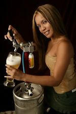 Portable CO2 Beer tap- Leland CO2 PicnicTap(R) amazing draft beer experience