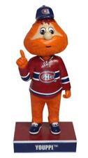 Youppi! Montreal Canadiens Logo Base Bobblehead NHL
