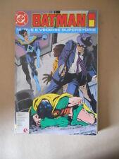 BATMAN Nuove e Vecchie Storie n°5 1992 Glenat Italia   [G696]