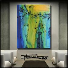 Large Abstract Painting Direct from Artist Modern Canvas Wall Art USA ELOISExxx