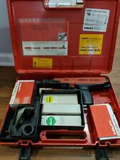 Hilti DX36M Power Actuated Tool With Case And Extras!