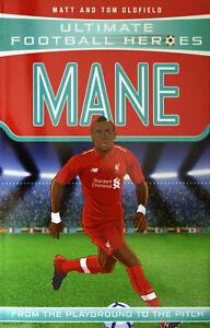 Brand New Ultimate Football Heroes Series 2: Mane by Matt and Tom Oldfield