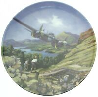 Royal Doulton Mosquito Over the Lakes Heroes of the Sky plate CP667