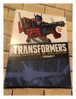 Transformers The Definitive G1 Collection Primacy Issue 16 - New Sealed