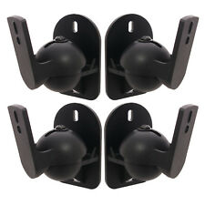 4 Surround sound speaker brackets Wall mount for Sony