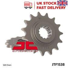 JT Piñón de Moto de tracción delantera-JTF1538 15t Encaja Kawasaki Z750 R 11-12