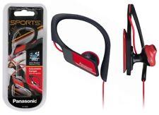 Auriculares deportivos Panasonic RP-HS34 rojo Cascos Headphones IPX2