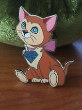 Disney Alice In Wonderland Dinah Diamond 60th Fantasy Pin LE 50
