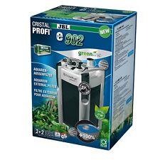 JBL CristalProfi e 902 greenline Außenfilter für  Aquarien 90 - 300 L 24 Std.Ver