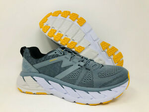 Hoka One One Men's Gaviota 2 Running Shoes, Lead/Anthracite, 12.5 D(M) US