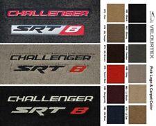 Lloyd Mats Dodge Challenger SRT8 Velourtex Trunk Mat (2008 & Up)
