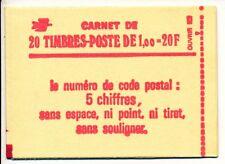 T3591 - TIMBRE DE FRANCE - Un Carnet N° 1972 - C3 Conf 6