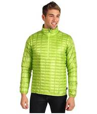 New Patagonia Ultra Light Down Shirt 800 Fill Goose 1/2 Zip Jacket Green XL $249