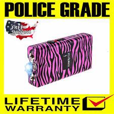 TERMINATOR  POLICE STUN GUN MAX POWER MINI RECHARGEABLE  FLASHLIGHT