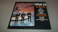 THE BEATLES - SOMETHING NEW - LP  - MADE IN CANADA