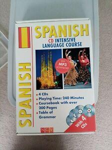spanish language course cd