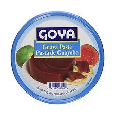 Goya Guava Paste 21 Ounce Can Pasta de Guayaba (2 Pack) Free Shipping