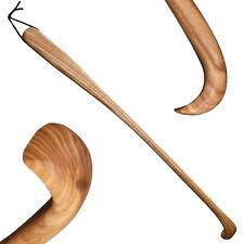 """Rückenkratzer """"Lea"""" 50 cm gebogen, Kratzhand, Buckelkratzer Hand aus Eschen-Holz"""