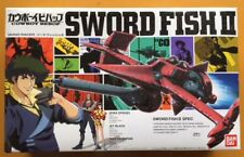 NEW Cowboy Bebop : Swordfish model kit 1/72 Scale from Japan Bandai unused