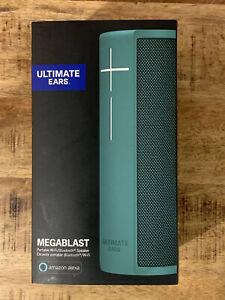 Logitech Ultimate Ears MegaBlast Green