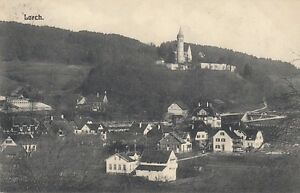 Ansichtskarte Baden Württemberg  Lorch