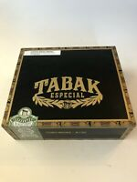 CIGAR Box Tabak Especial Toro Negra EMPTY Storage Stash Box Crafts
