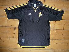 Real Madrid Camisa Grande 1999 Fútbol Visitante Maglia Jersey Calcio Camiseta