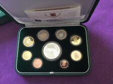Vatican Rare Coffret de 8 pièces + 20 € en argent Proof 2018 - 8500 Ex.