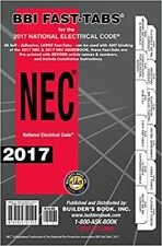 2017 National Electrical Code Nec Softcover Tabs Pamphlet 2016