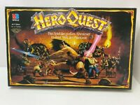 HeroQuest Spiel der großen Abenteuer von MB Klassiker Brett Gesellschafts GW