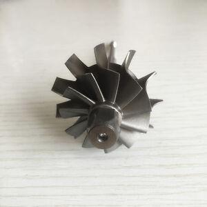 K03 5303-120-5015 53031205015 33.5/45mm 11 blades turbine Shaft and wheel