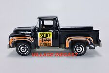 "2021 Matchbox ""9-Pack Exclusive"" 1956 Ford F-100 BLACK / SURF COUNTRY / MINT"