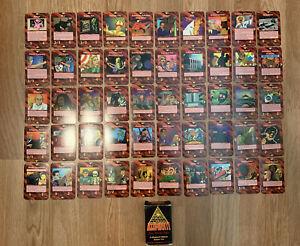 Illuminati new World Order unlimited edition starter set card game 1995, 5Ocards