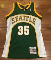Seattle Supersonics Kevin Durant Mitchell & Ness NBA Swingman jersey