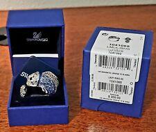 Swarovski Lazy KOI Fish Ring  (US Size 9 / Swarovski Size 60) 1041065