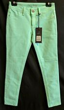 "WOMEN'S DL1961 JEANS CROP LEGGING SKINNY STRETCH SIZE 7 LEG 27"" NWT RRP $195.00"