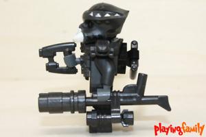 LEGO STAR WARS - Bounty Hunter, Söldner, Warrior, Figur aus LEGO®-Teilen - MOC