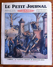 Le petit Journal illustré 14/02/1926;  Comment faire fortune