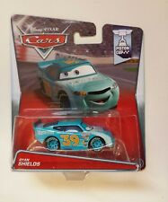RARO Disney pixar cars 2015 RYAN SHIELDS View Zeen 39 mattel piston cup 11/18