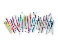 30 set  High Quality Gel Pens  10 x Metalic 10 x Neon 10 x Glitter
