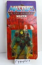 MOTU, Skeletor, Hard Head, Masters of the Universe, MOC, carded, figure, sealed