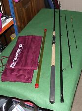 ABU GARCIA TRANSMITTER 12ft FEEDER FISHING ROD VERY NICE CONDITION