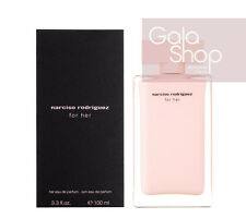 NARCISO RODRIGUEZ FOR HER EDP 100ML PROFUMO DONNA NATURAL SPRAY EAU DE PARFUM
