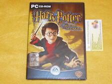 HARRY POTTER LA CAMERA DEI SEGRETI x PC CD-ROM NUOVO SIGILLATO IN ITALIANO TOP!
