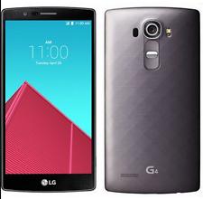 """Neuf Gris 5.5"""" LG G4 H815 32Go 4G RAM 3Go 16.0Mpx Unlocked Android OS Téléphone"""